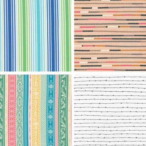 Stunning Stripe Fabrics Pattern Palette Play Cosy Blog