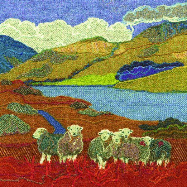 Selvedge - Jane Jackson wool felt