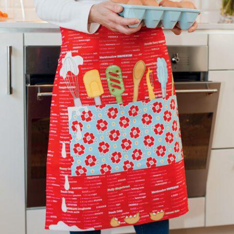 Add a Pinch apron