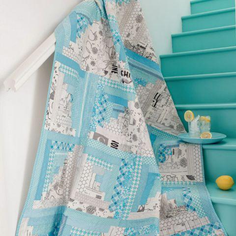 Arctic Blue Quilt