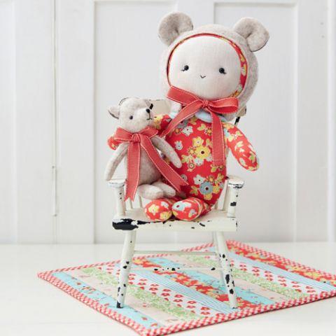 Baby Bear Doll