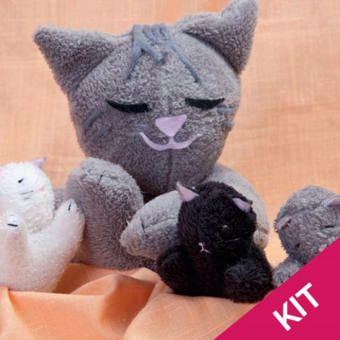KIT: Having kittens softies