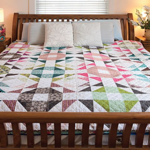 Crown of Thorns Quilt