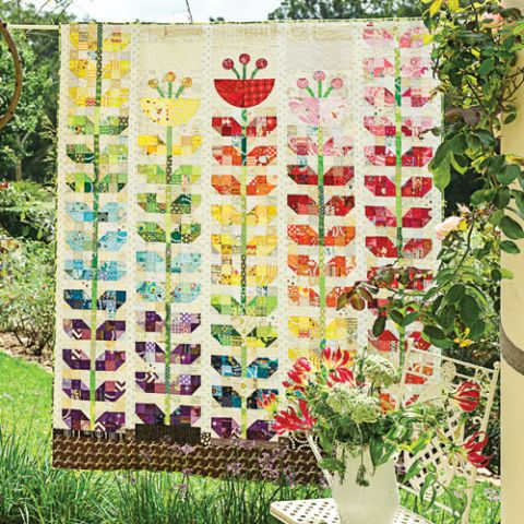 Cutting Garden Quilt