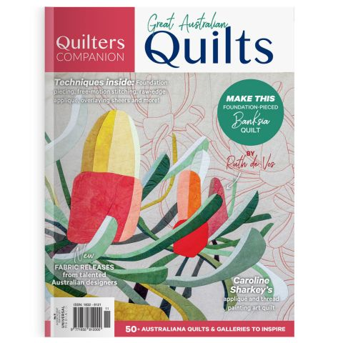 Great Australian Quilts Issue 11