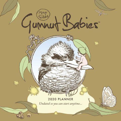 May Gibbs Gumnut Babies 2020 Planner