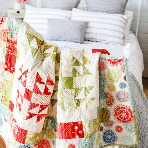 Handy Andy quilt