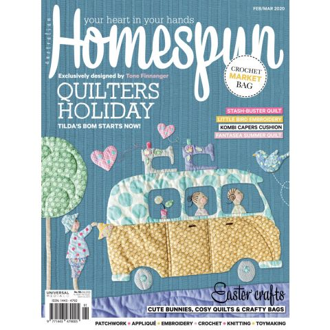 Homespun Issue 21.01