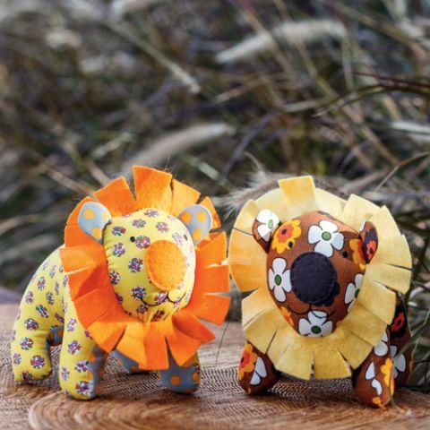 Lion Softies