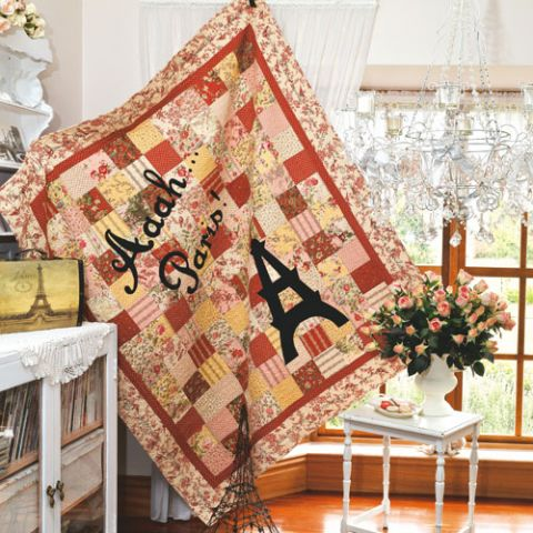 The Paris Quilt
