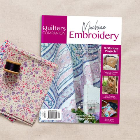 Machine Embroidery Issue 2