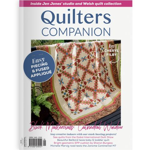 Quilters Companion Issue 104