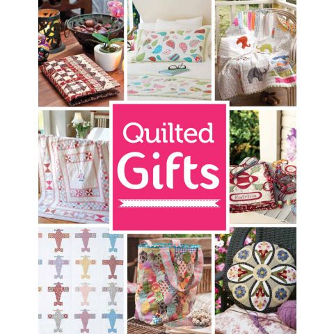 Quilted Gifts Bookazine