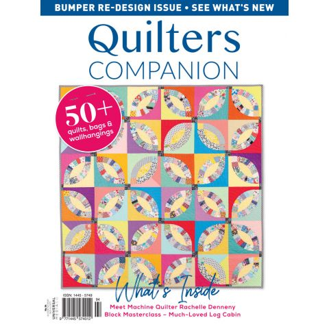 Quilters Companion Issue 94