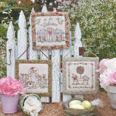 Small Blessings Embroideries