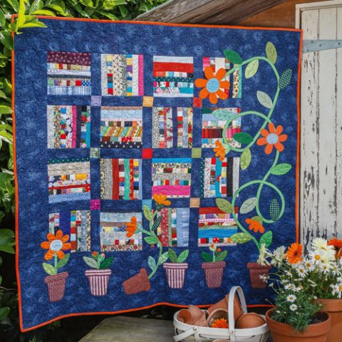 Dance to Your Own Tune Quilt