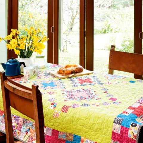 Gardenvale Pathways Quilt