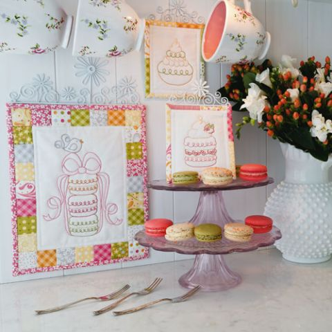 Sweet Treats Embroideries