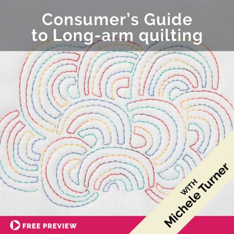 Consumers' Guide to Long-Arm Machine Quilting