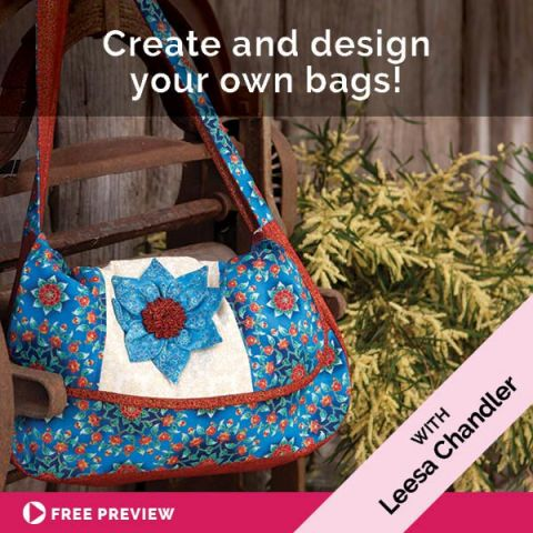 Create and design your own bags!