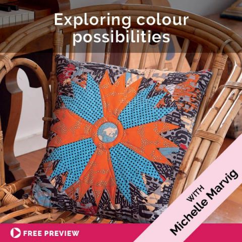 Exploring colour possibilities