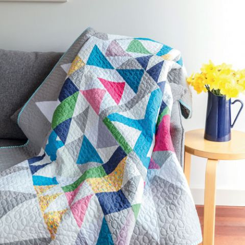 Try Angles Quilt
