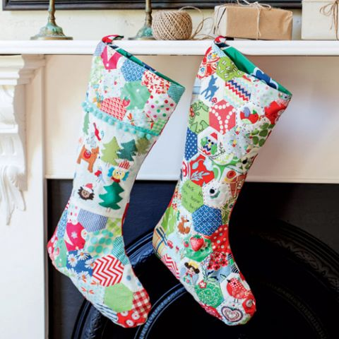 Woodland Wonders Christmas Stockings